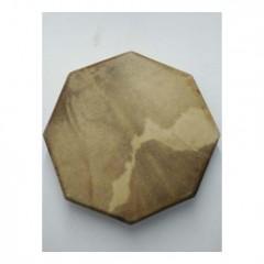 Tambor chamanico natural pequeño  40cm