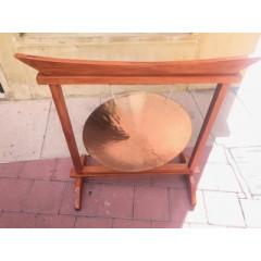 Soporte artesano para Gong