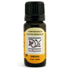 Aceite esencial composición Energia , 10ml